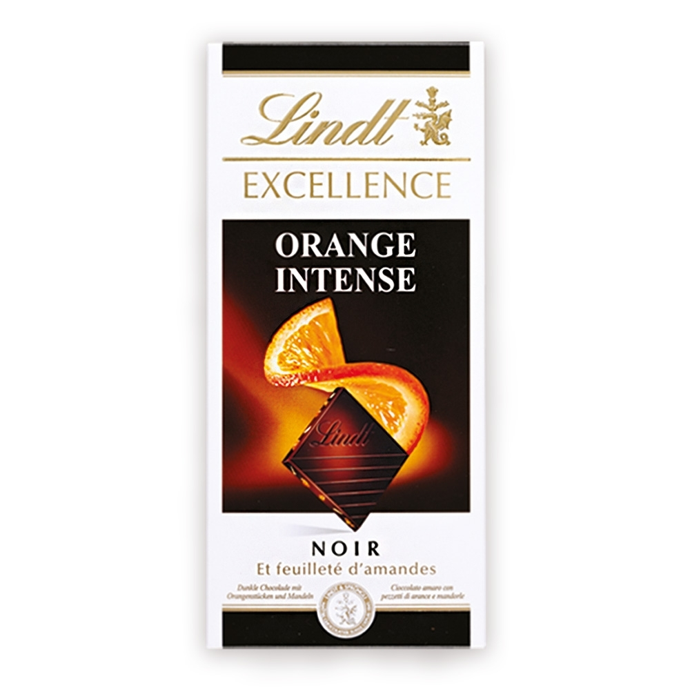 Lindt Excellence Intense Orange