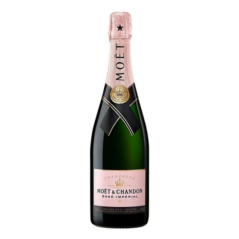 Шампанско Moet & Chandon Rose Imperial 0.750ml.